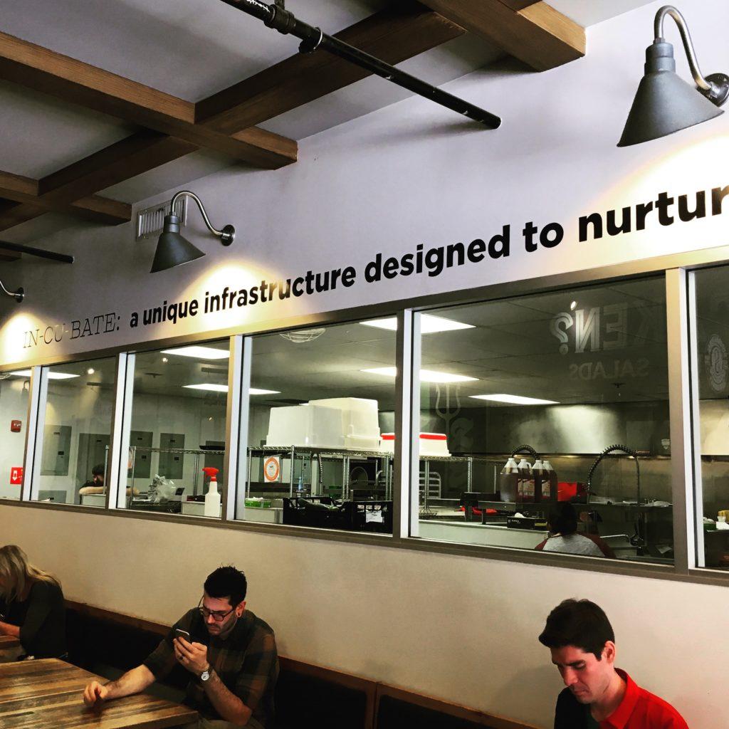 Shared Kitchens And Food Incubators