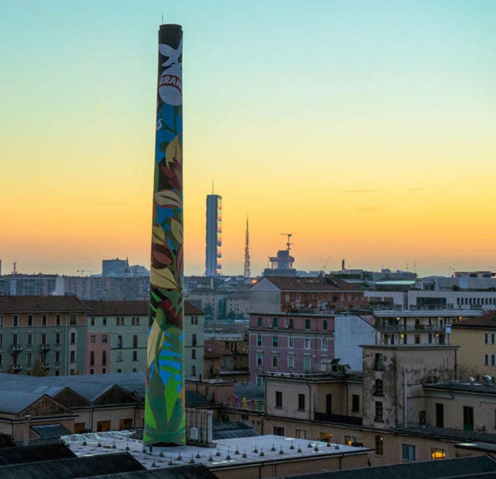 Milano Smokestack