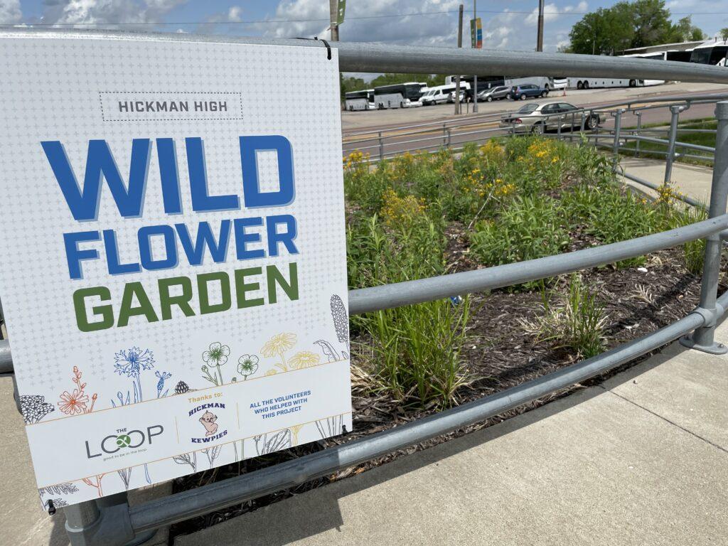 Hickman Wildflower Garden